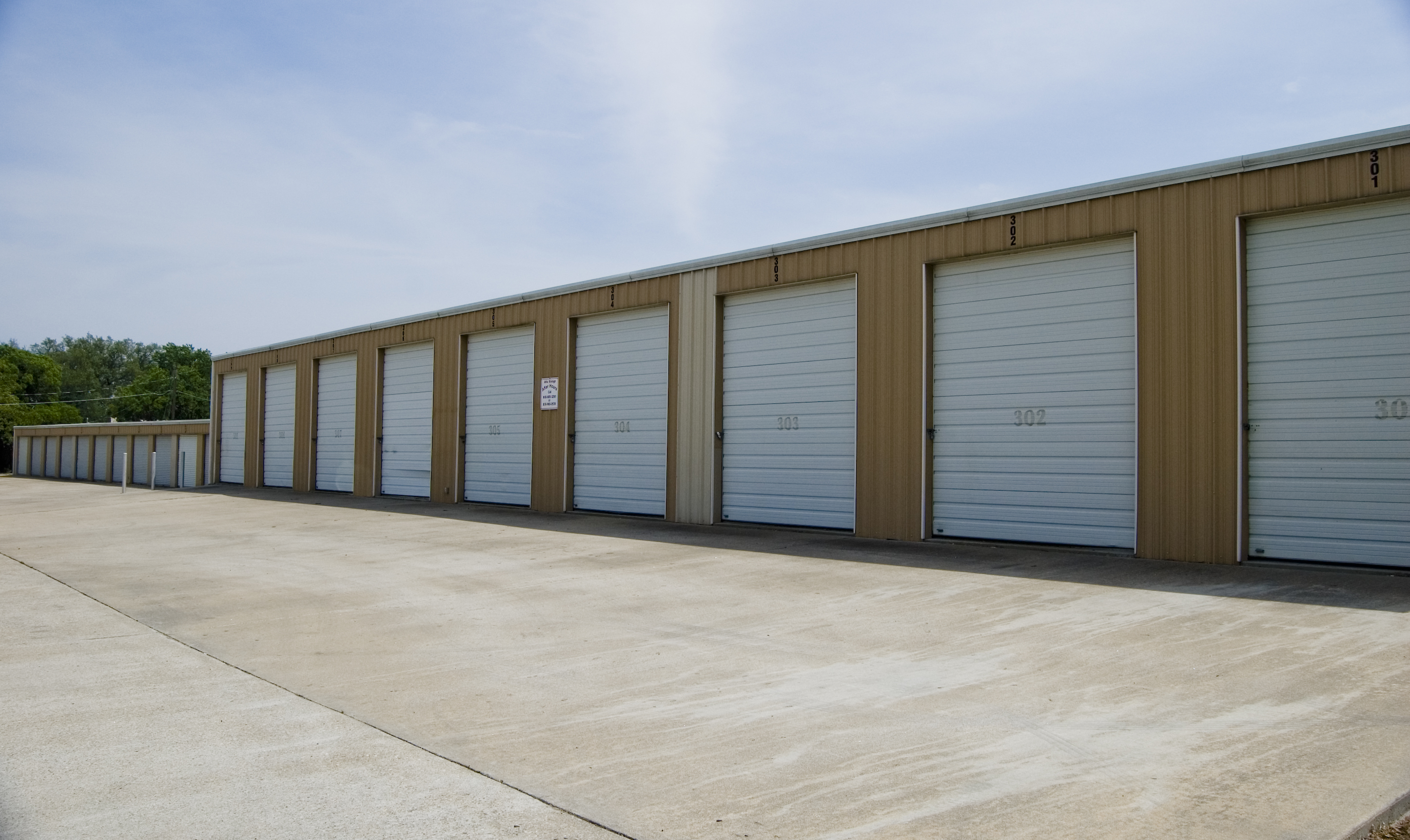 self storage in fredricksburg, texas