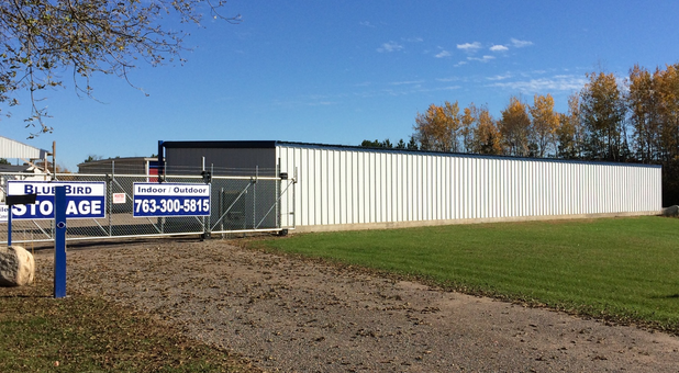 Fenced & Gated Storage Facility in Isanti, MN