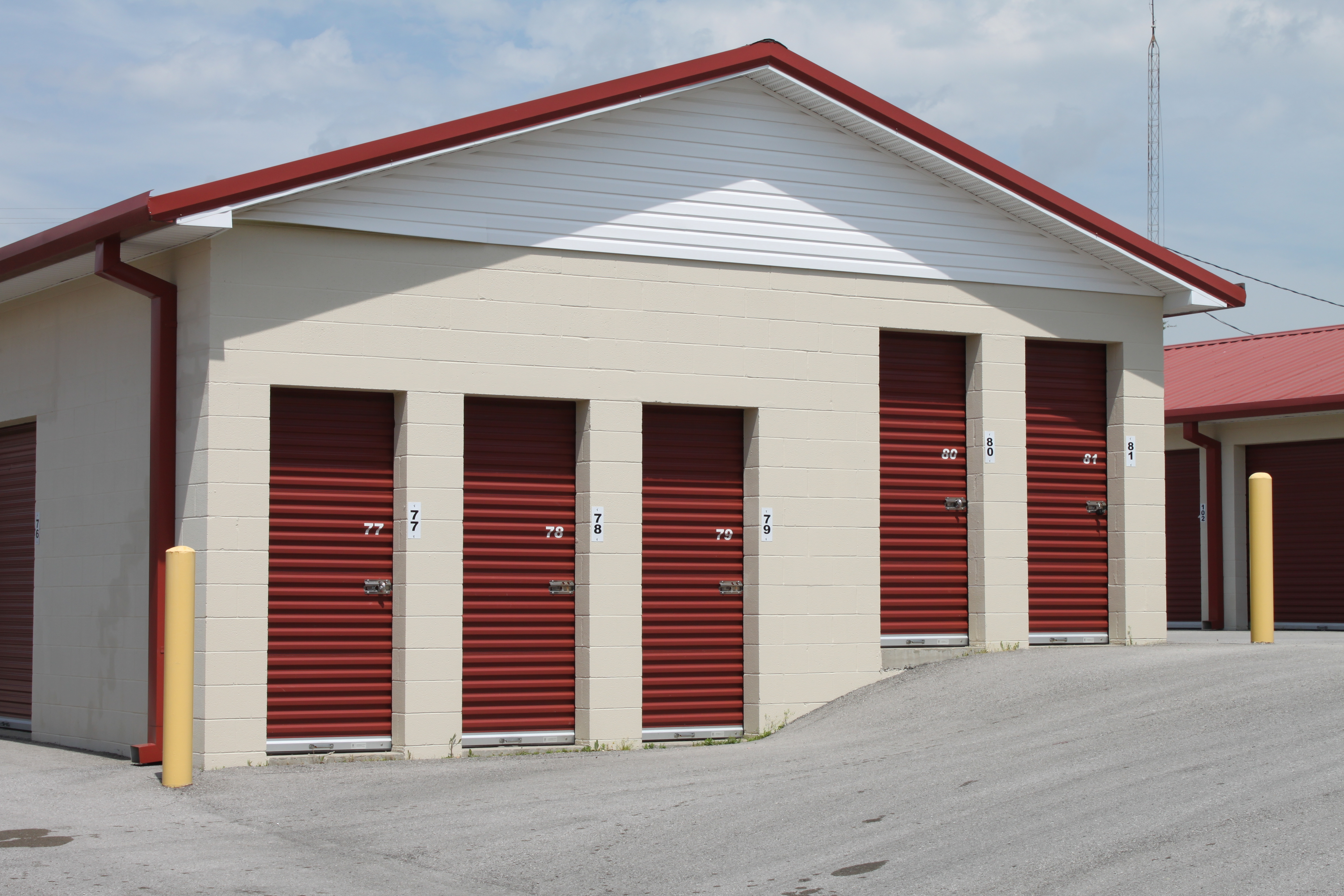 Secure Storage in McMinnville, TN