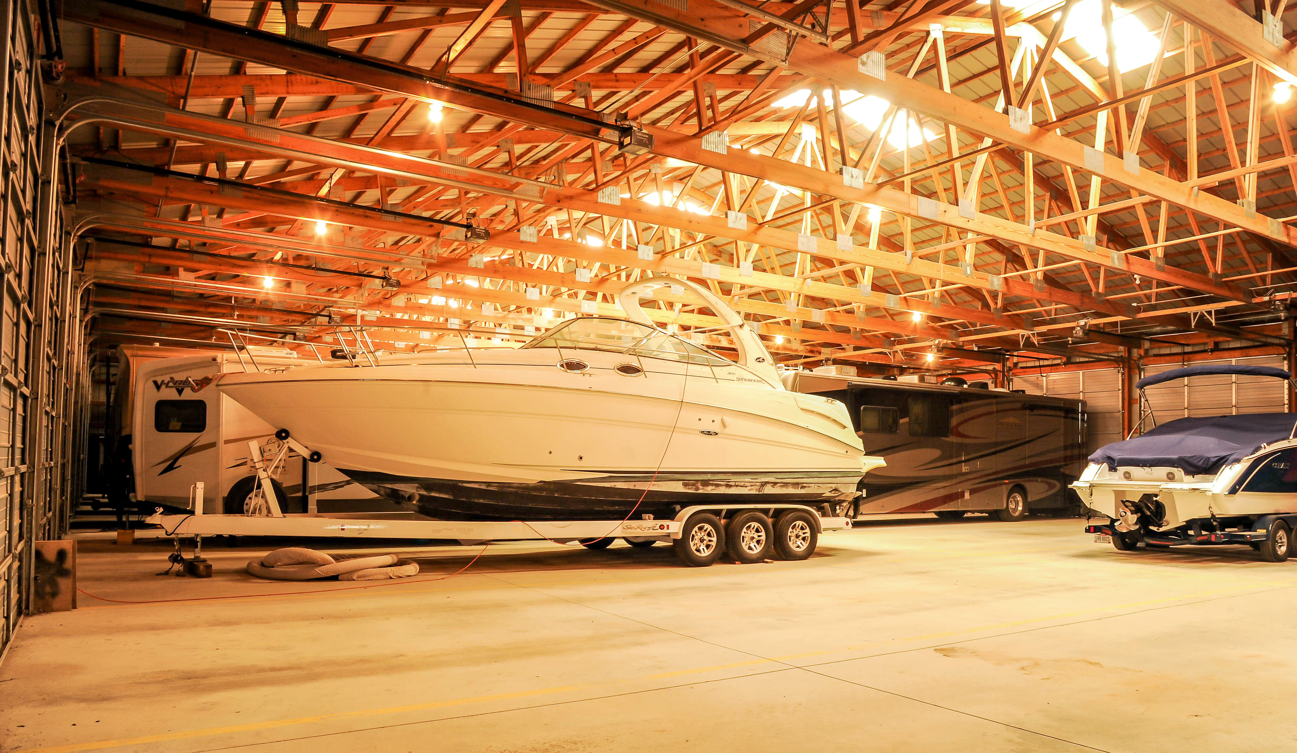 Boat and RV parking in beavercreek, oh
