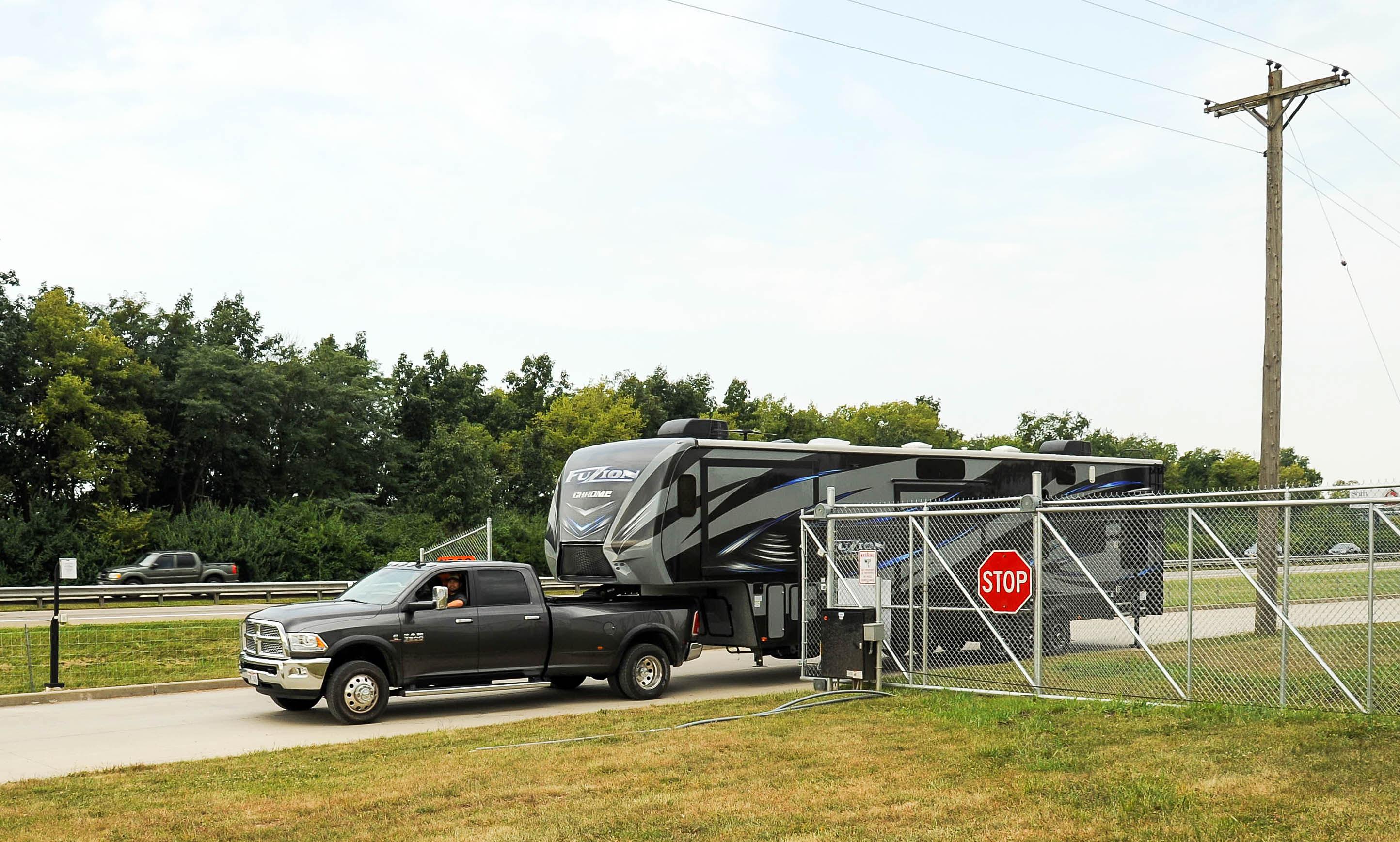 RV and boat storage in beavercreek, oh