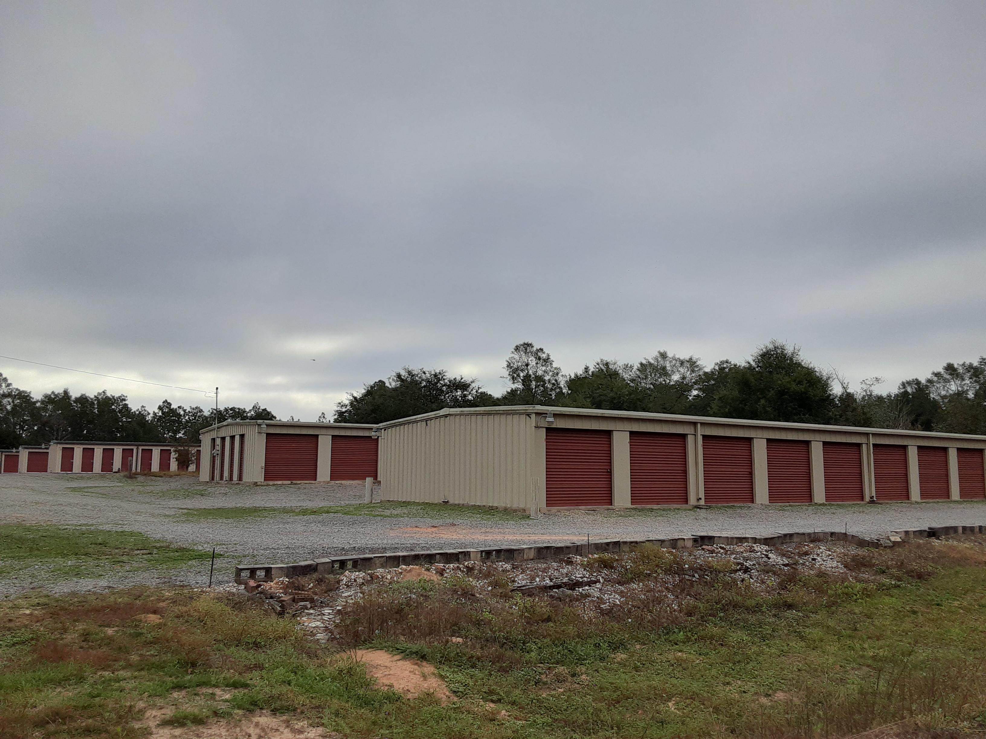 storage units in Milton, FL