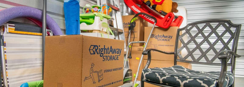 Contact-Free Storage with RightAway Storage