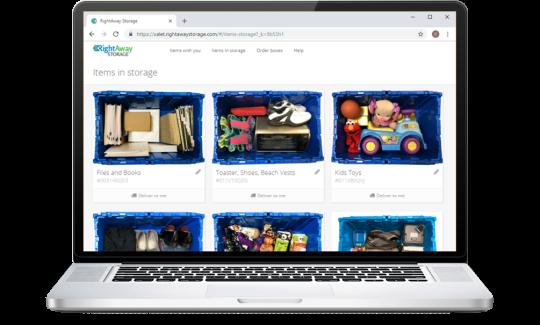 Manage Deliveries Online