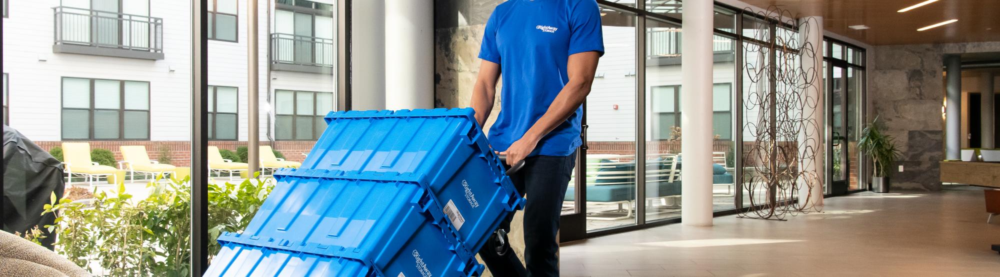 Student Storage - Storage Delivery