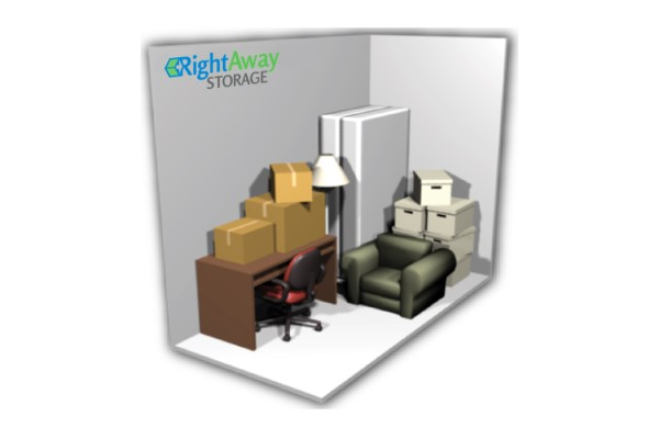 5 x 10 Storage Plan