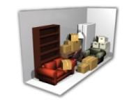 5x15 Storage
