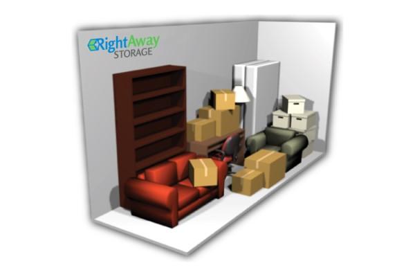 5 x 15 Storage Plan