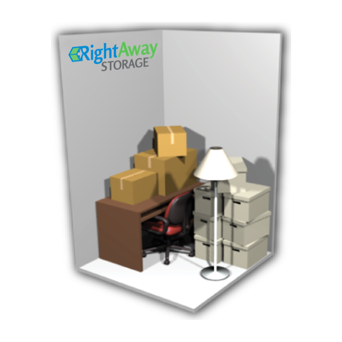 5x5 Storage