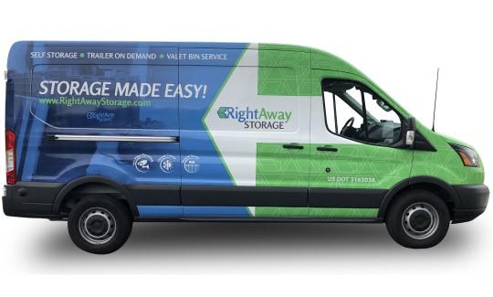 RightAway Storage - Valet Storage