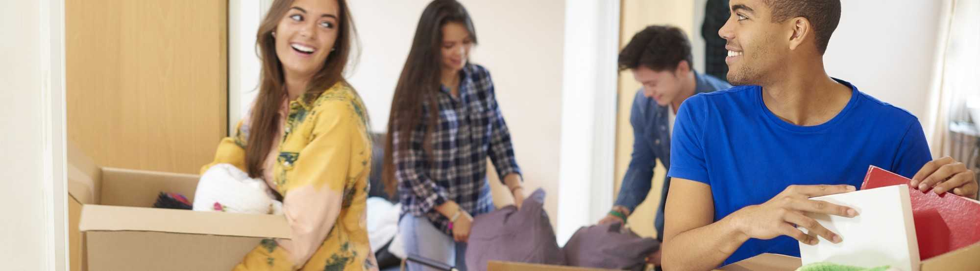 Student Storage - Moving Services