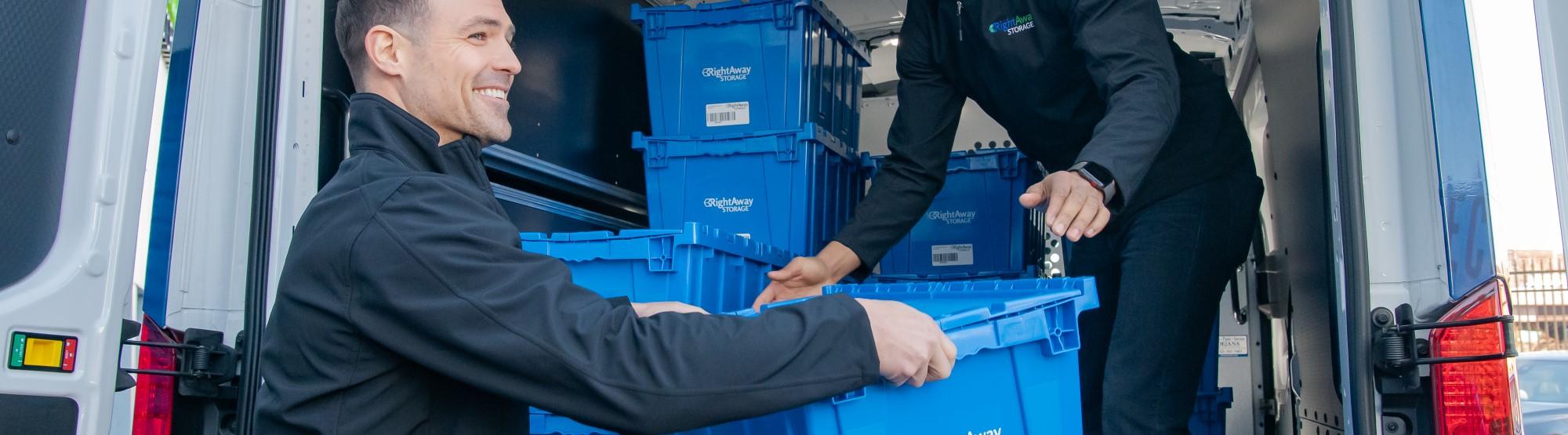 On Demand Storage Delivery