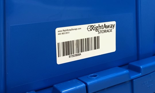 Storage Inventory Tracking