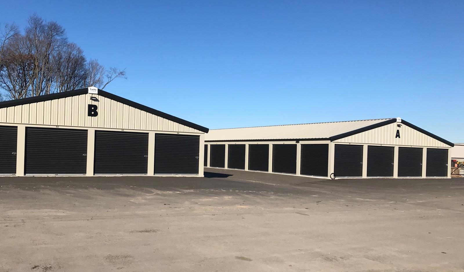 Self Storage in Mount Pleasant, MI