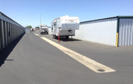 Double D Storage RV Parking