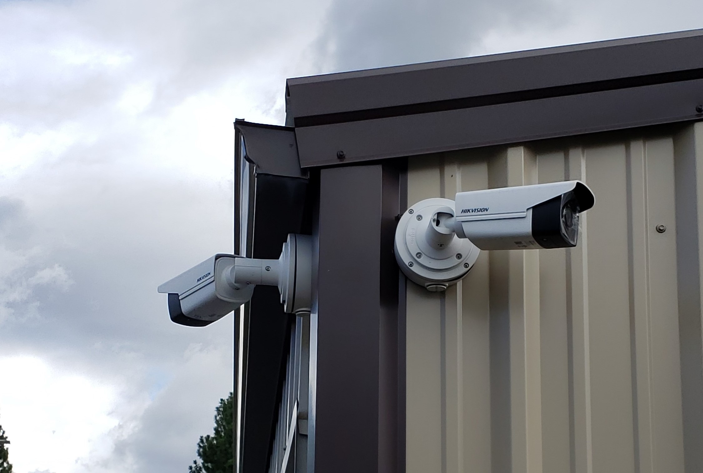 security cameras, coeur d'alene, id