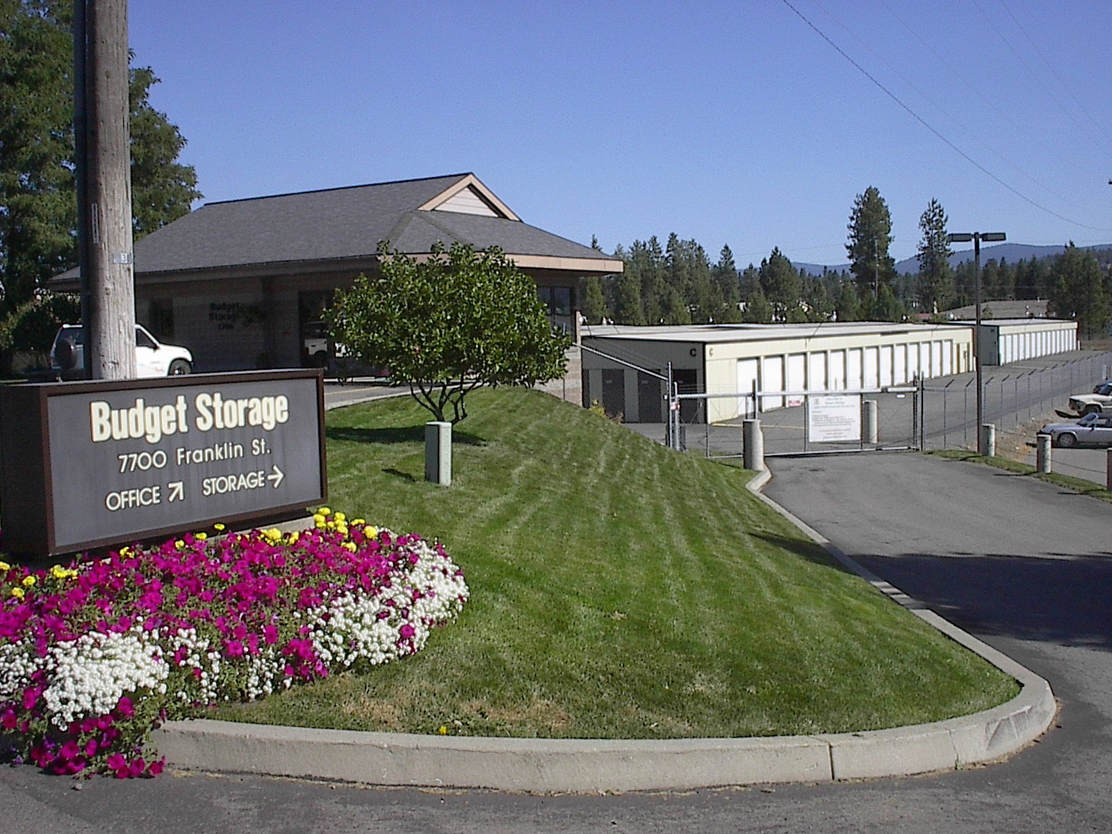 self storage in idaho