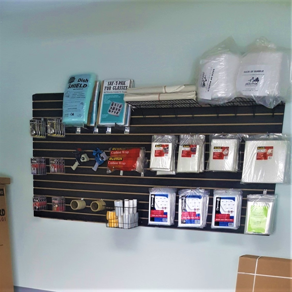 Boxes & Supplies in St. Louis Park, MN