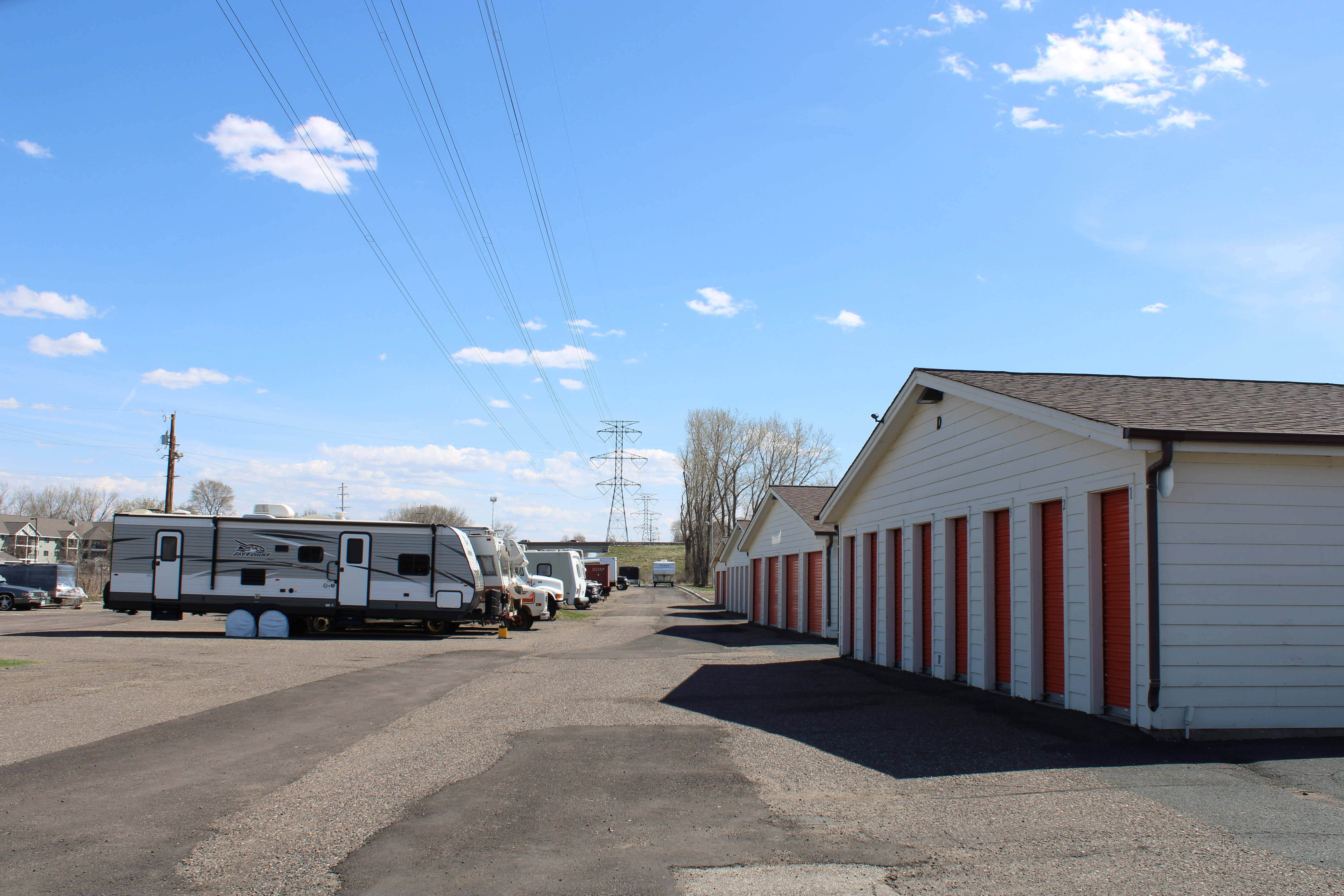 Boat and RV Storage Coon Rapids MN