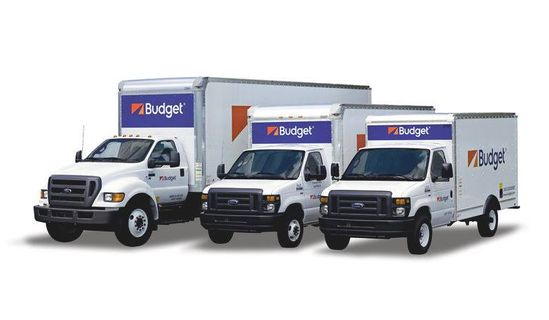 Budget Truck Rentals Available at Knollwood Self Storage