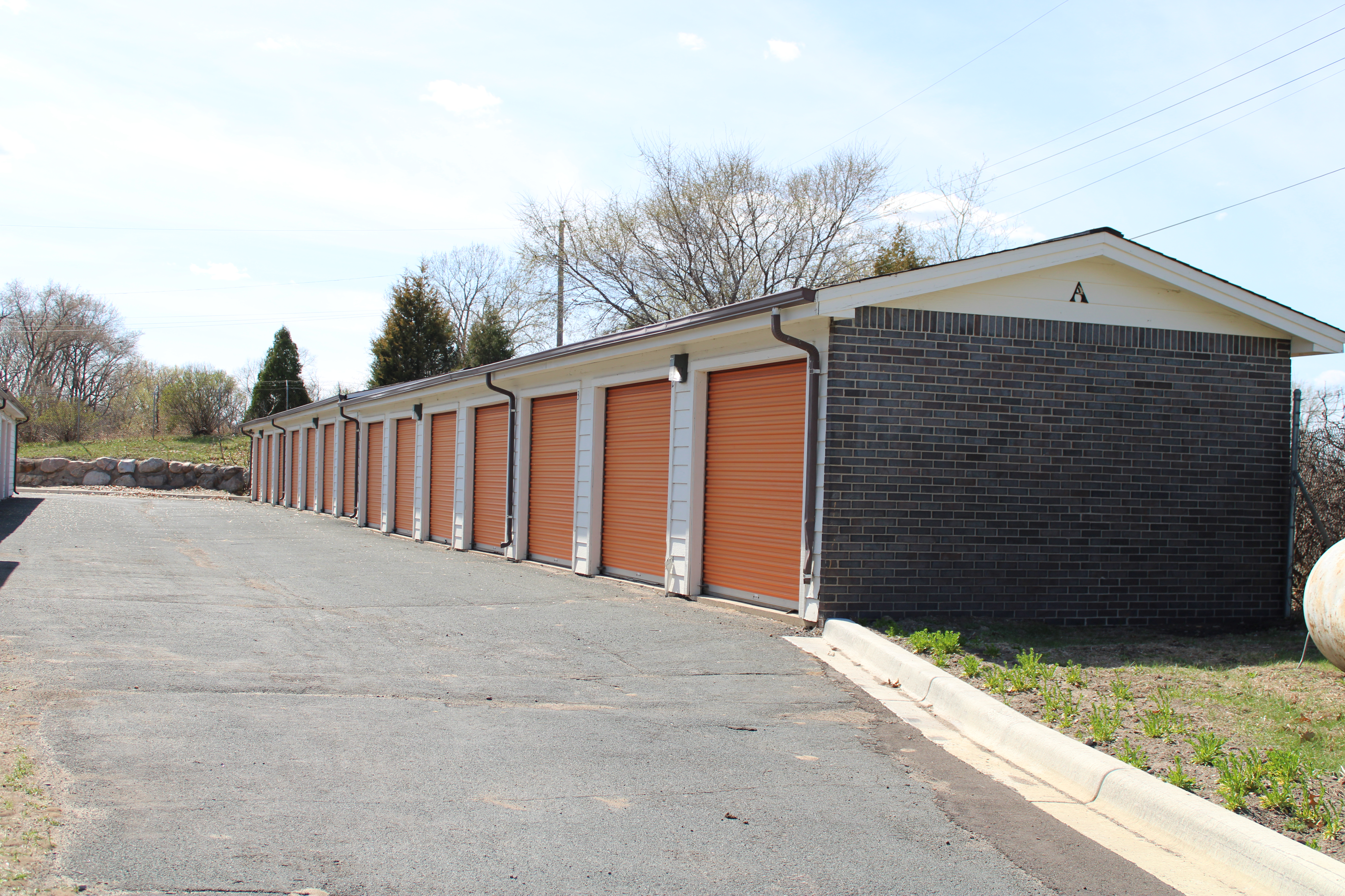 Drive Up Storage in Coon Rapids, MN
