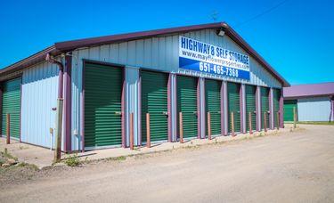 Highway 8 Self Storage Facility Signage