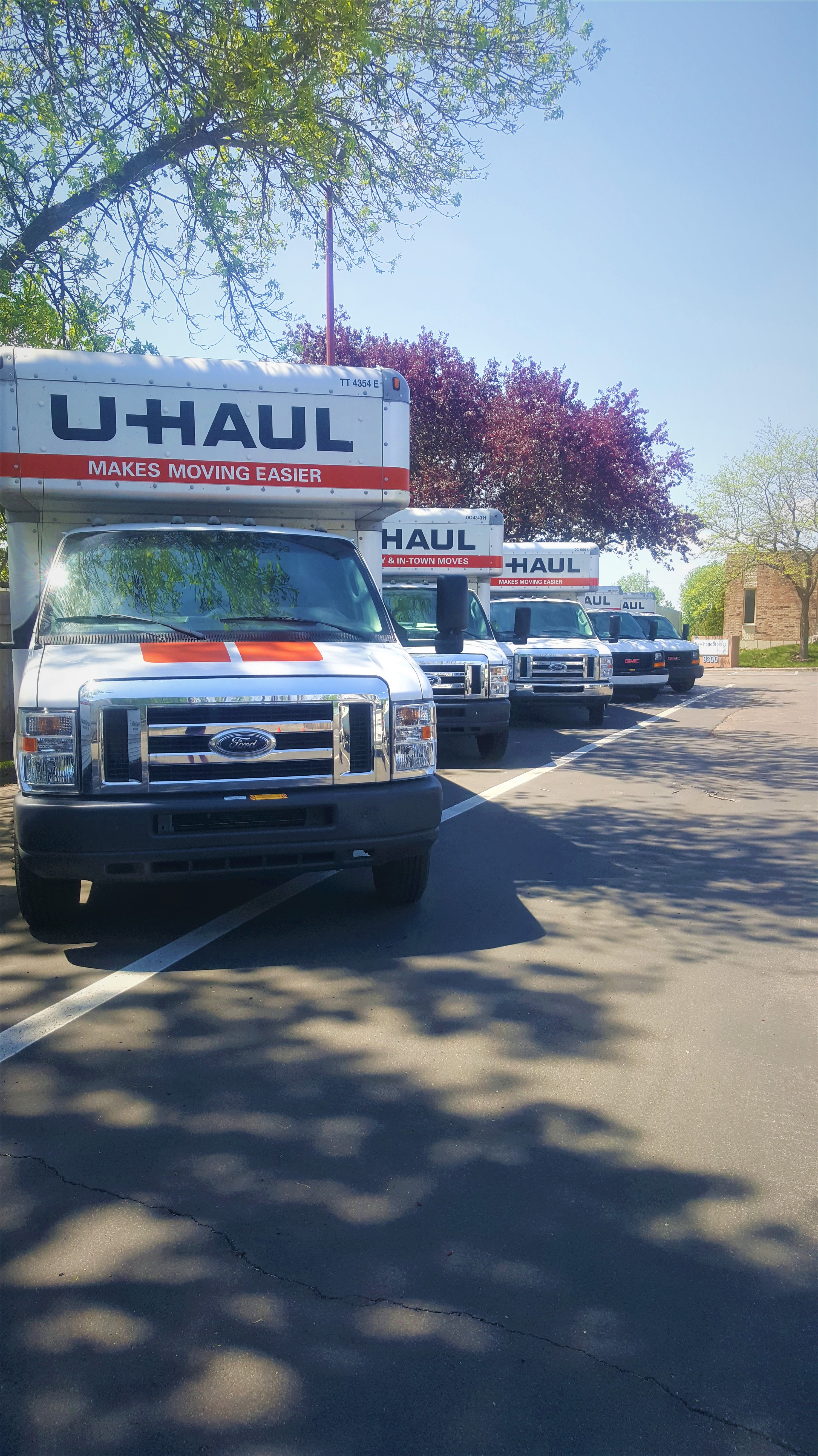 U-Haul Truck Rentals New Hope, MN