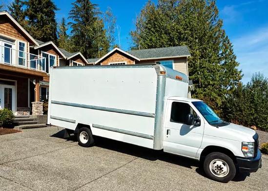 Truck Rentals in Coon Rapids, MN