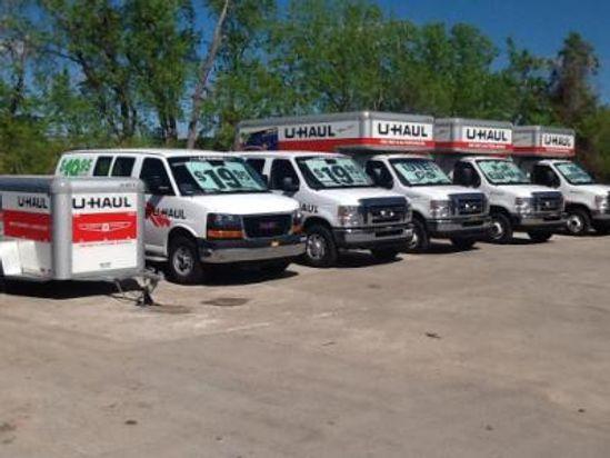 U-Haul Truck & Trailer Rentals at Coon Rapids Storage