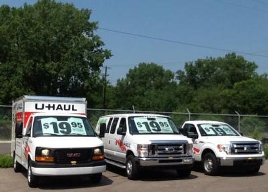 U-Haul Truck Rentals at U-Save Park Self Storage