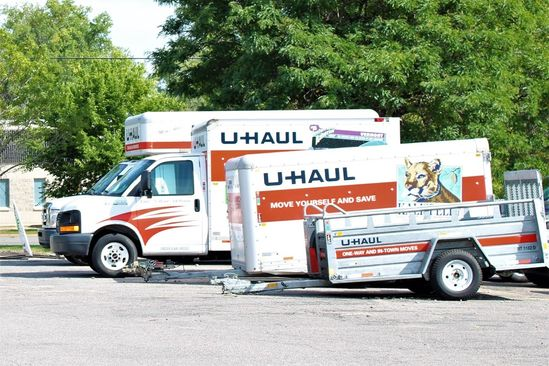 U-Haul Truck and Trailer Rentals at Meadowbrook Self Storage