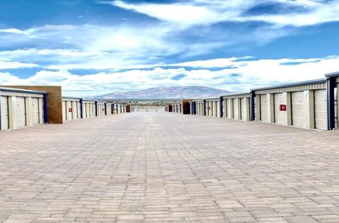 Drive up storage units in Prescott, AZ