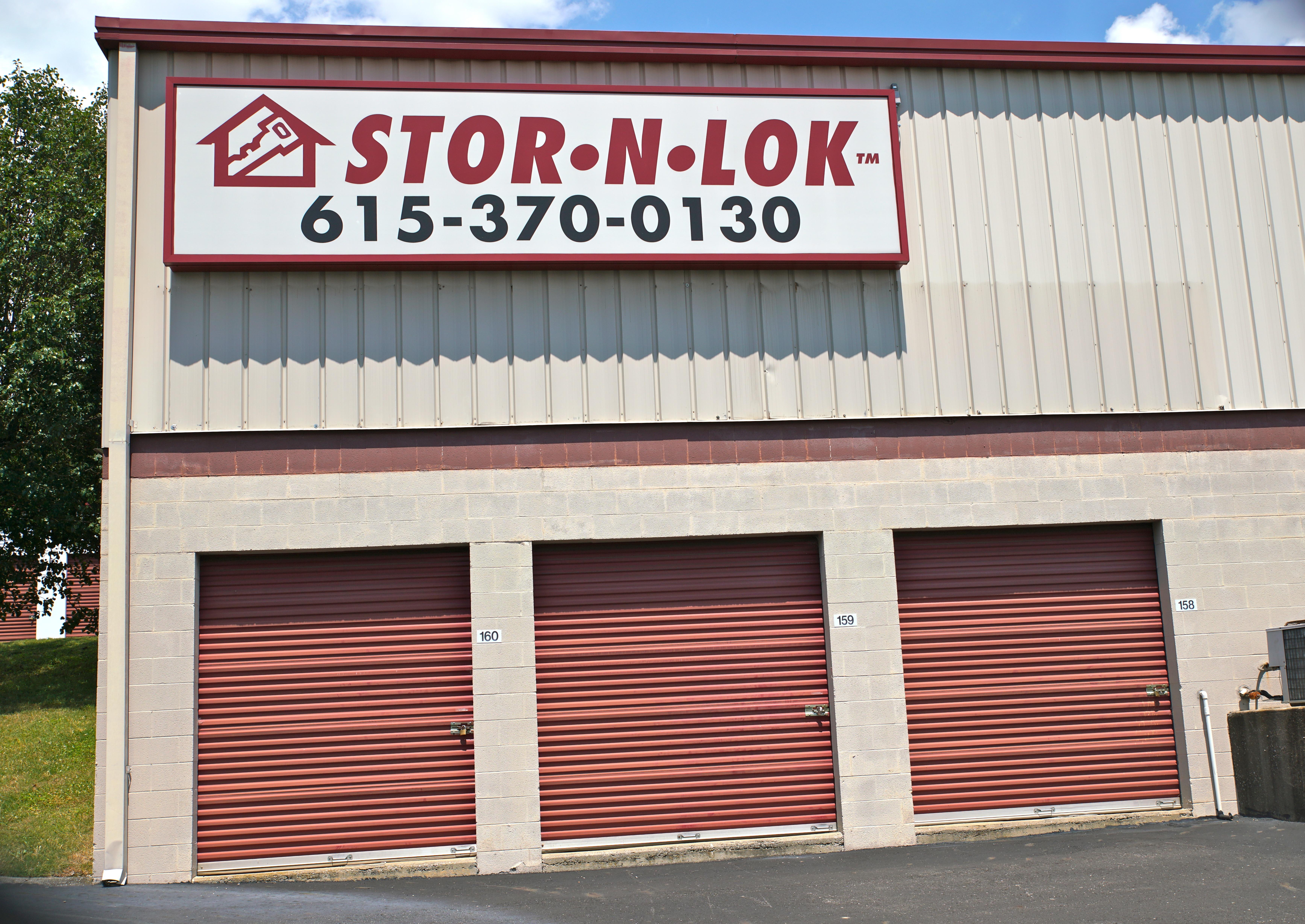 Brentwood Stor-N-Lok