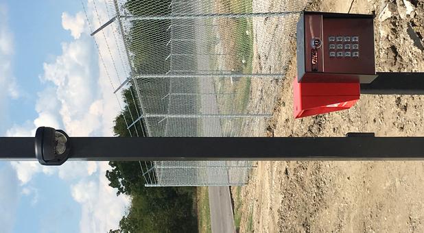 Cotton Creek Mini Storage Key Pad