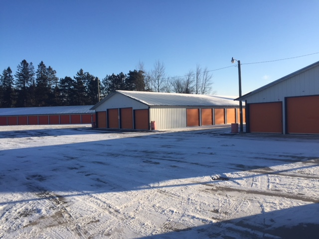 Storage Units in Escanaba, MI