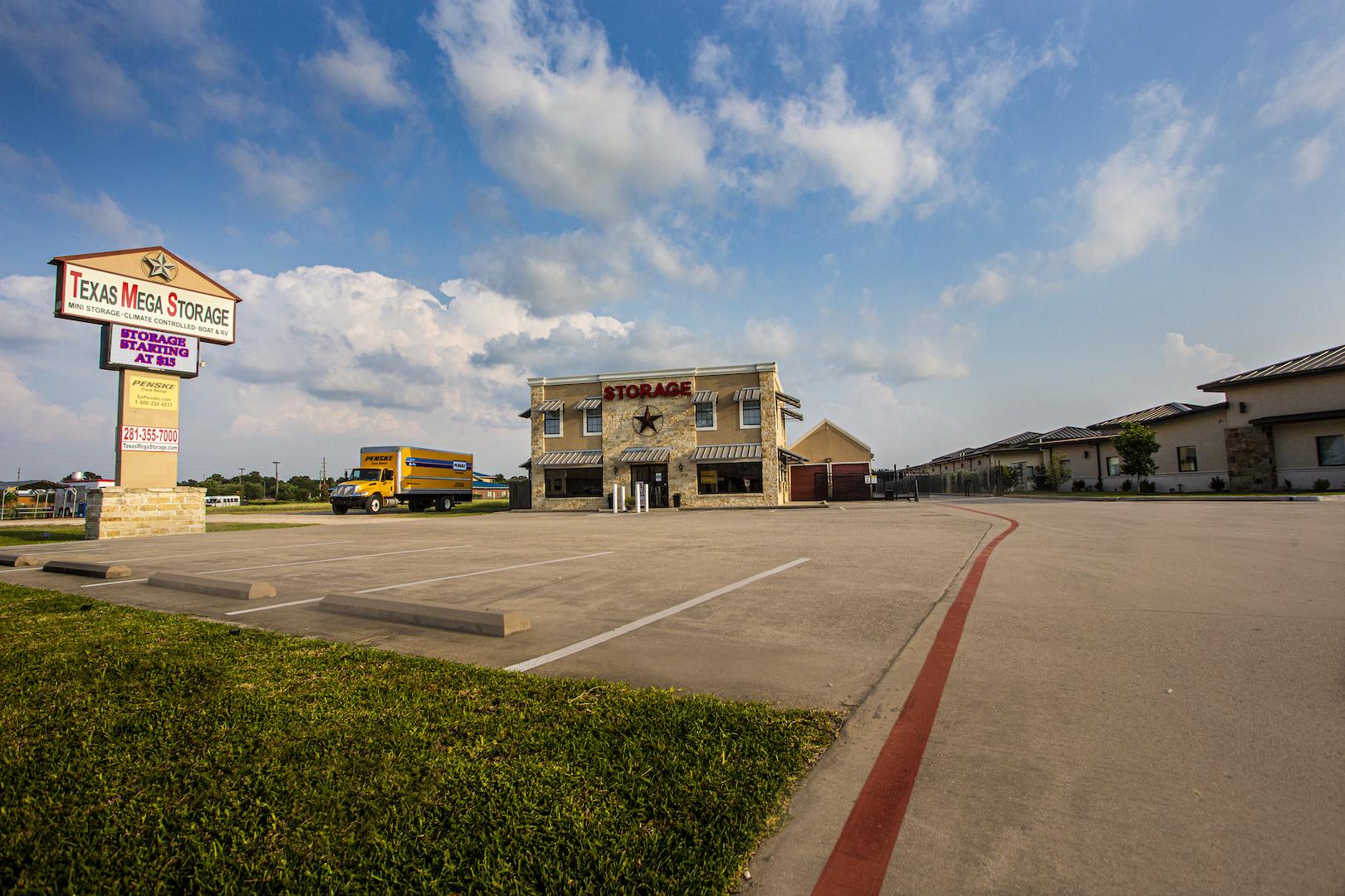 texas mega storage