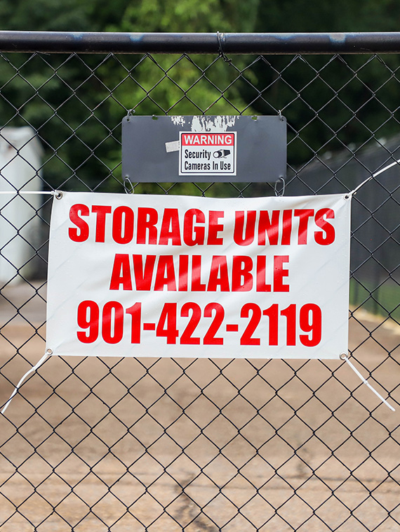 fenced and gated facility collierville, tn