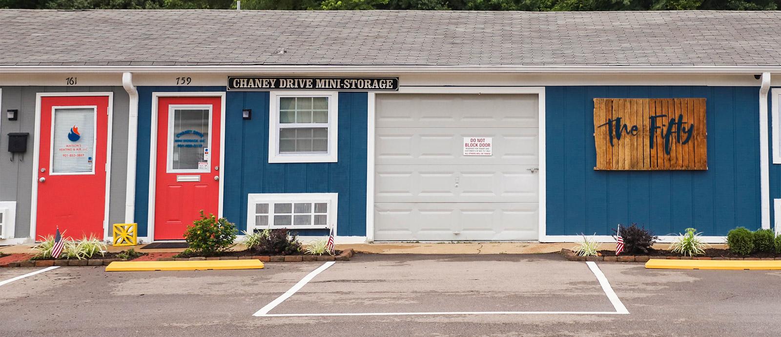 self storage office friendly staff collierville, tn