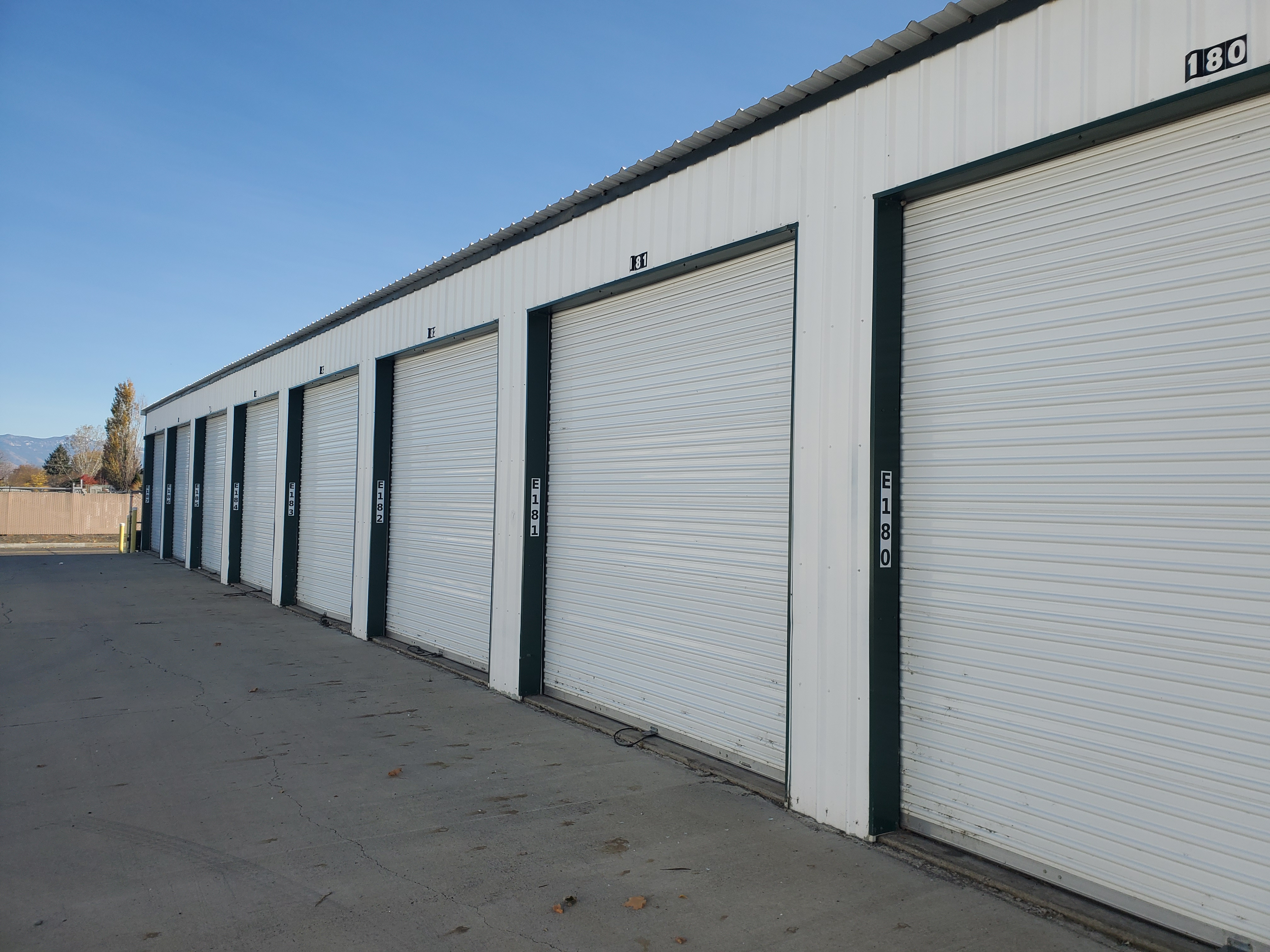 Storage Units & Portable Storage in La Grange, OR 97850 ...