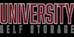 University Self Storage logo