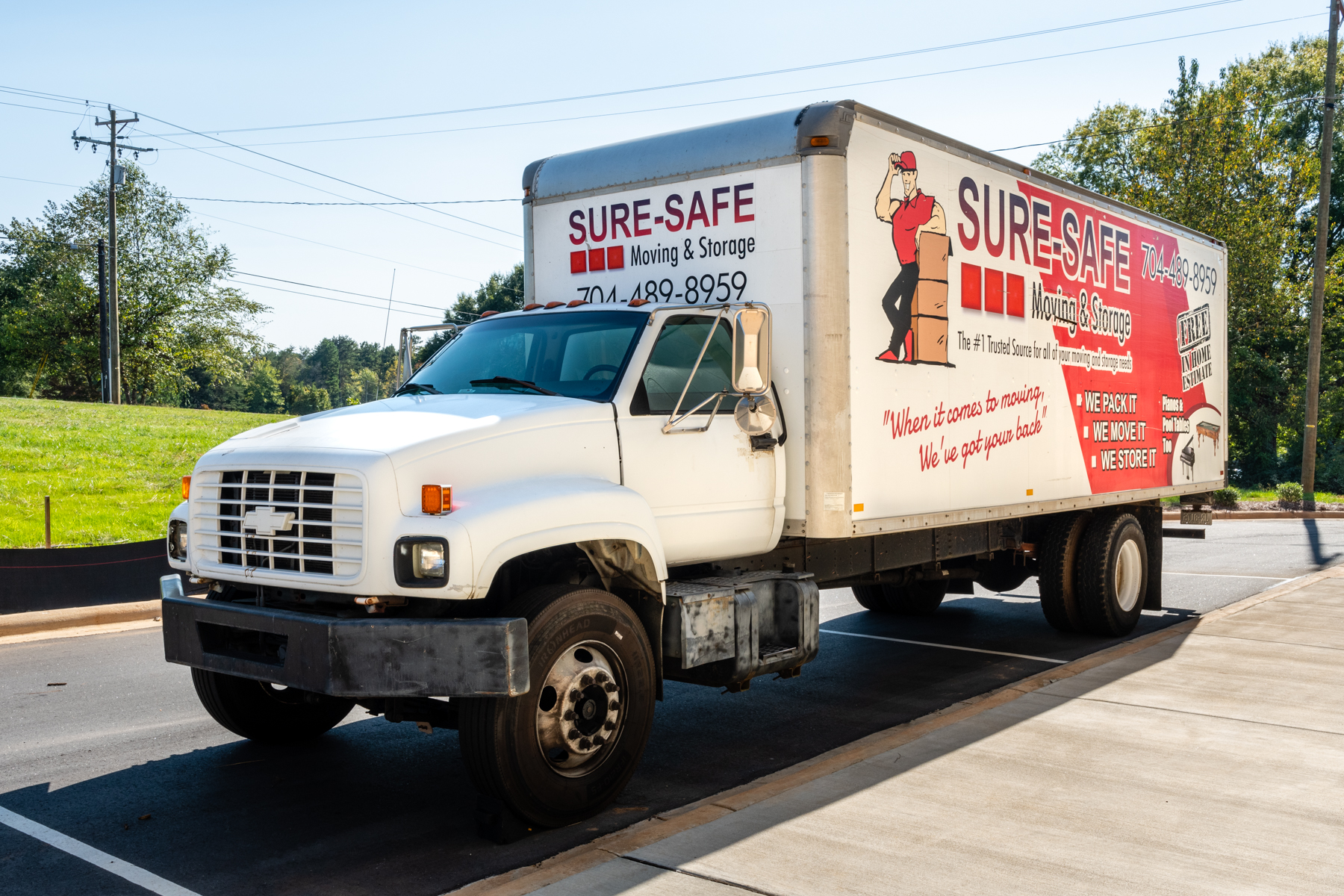 Full Service Moving Company Local and Long Distance