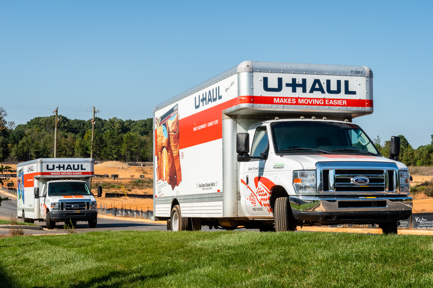UHAUL Truck and Trailer Rentals