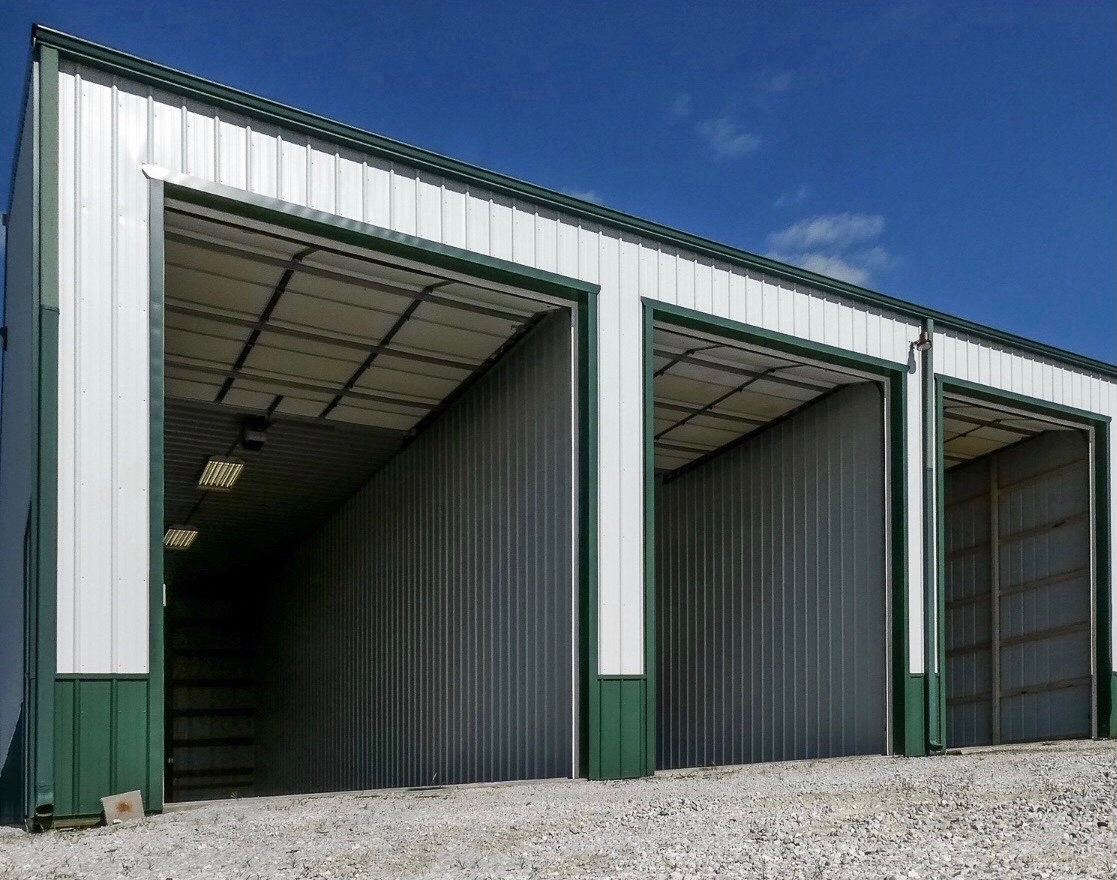 large outdoor access power available units Webb City, MO