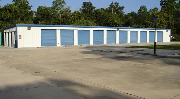 Storage units in St. Augustine, FL