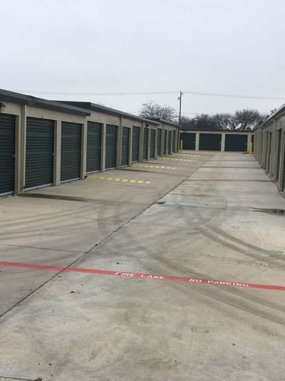 self storage drive up access midlothian, tx