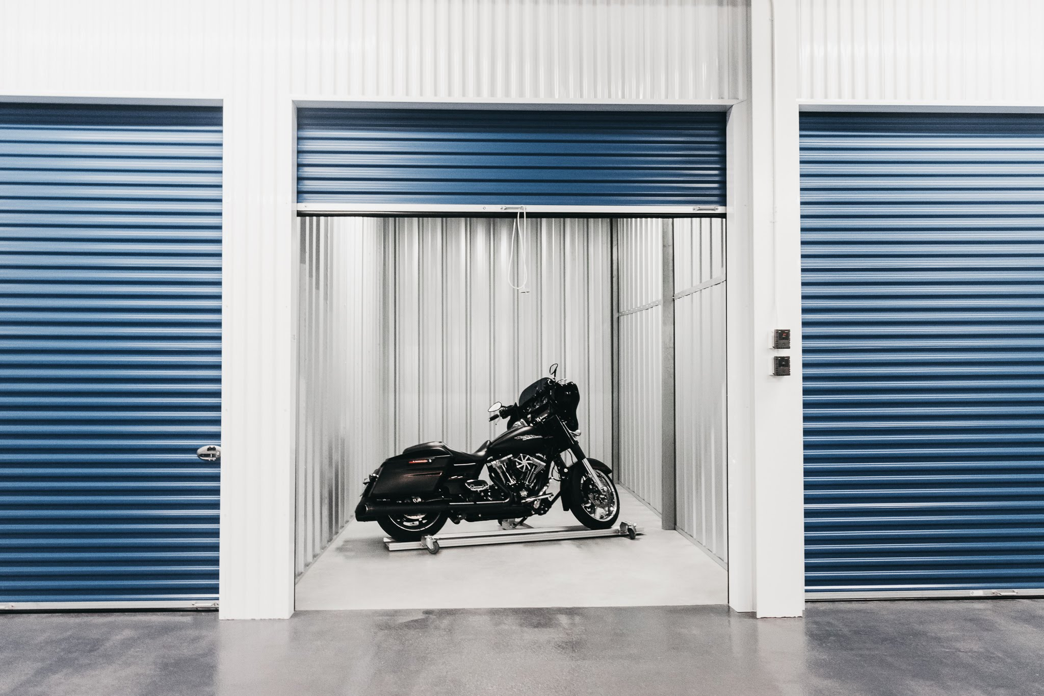 Motor Cycle Storage Lakeville