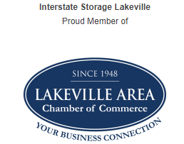 Lakeville Chamber of Commerce Badge