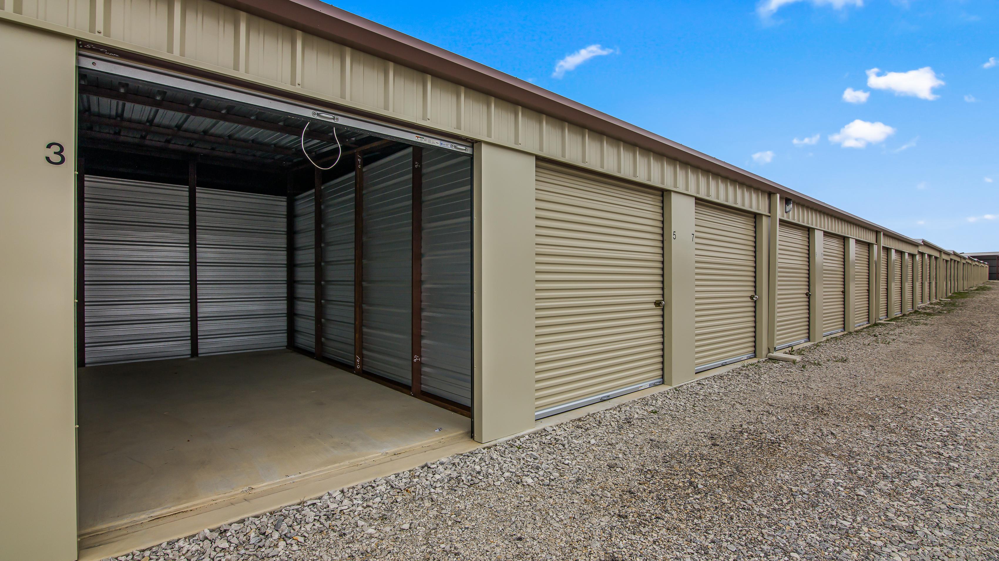non-climate control storage units decatur, tx