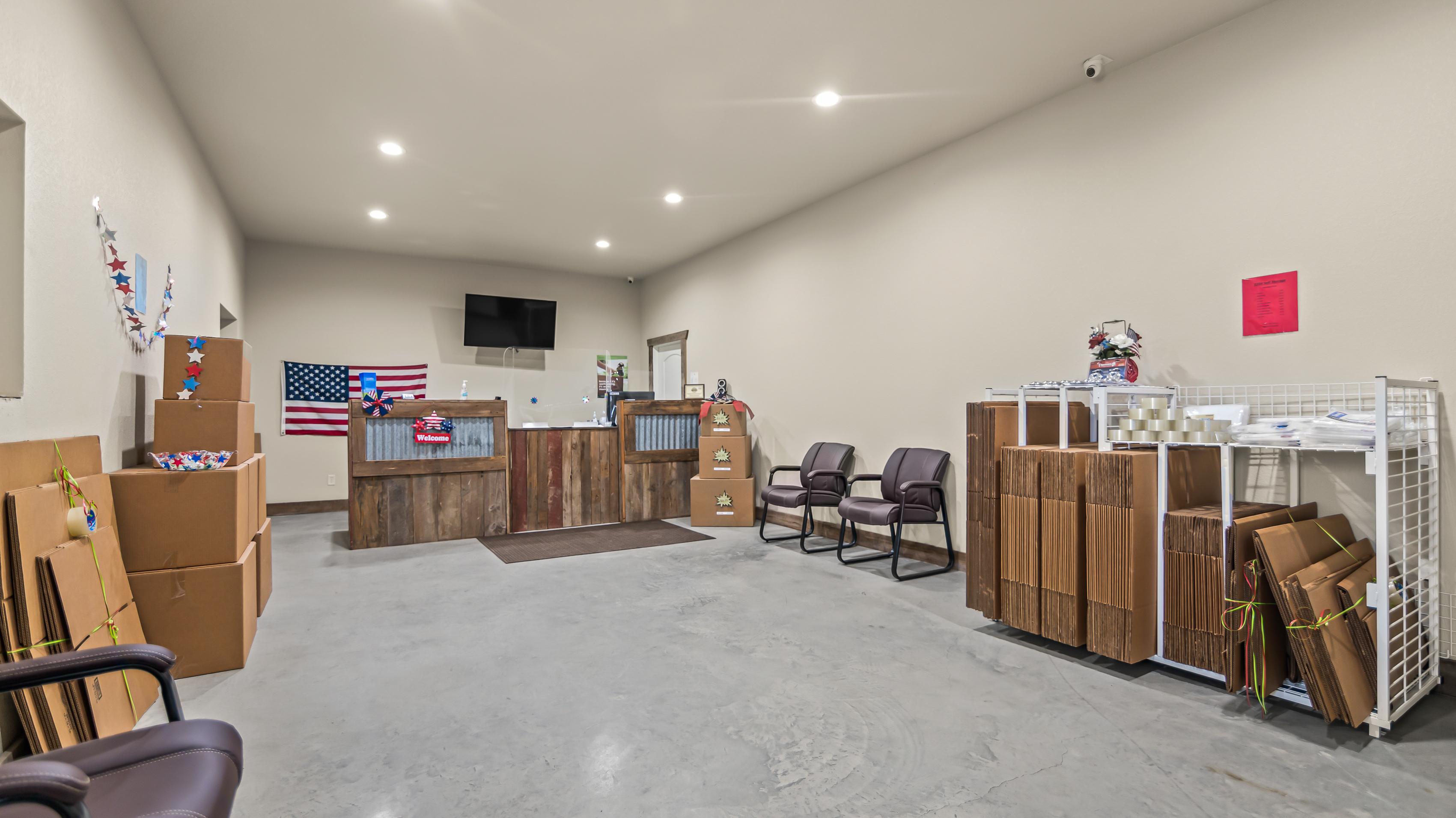 main office on fm2264 decatur, tx