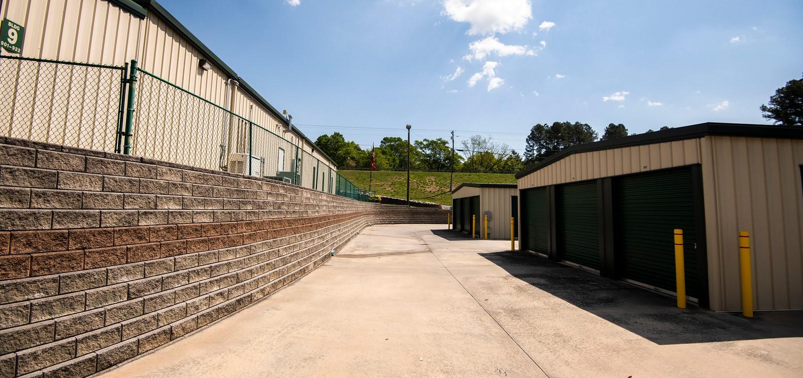 Fenced & Gated Facility Toccoa, GA